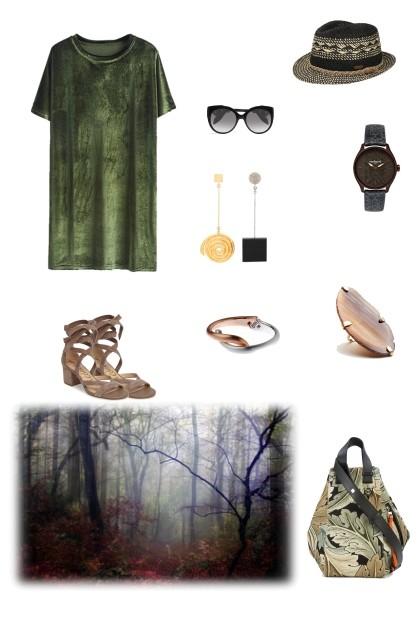 forest walks- Fashion set