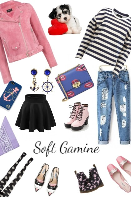 SoftGamine_City - Spring/Summer 2018 Collection - Lala