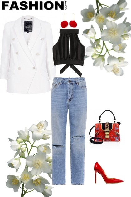 Sweet - Classy- Modna kombinacija