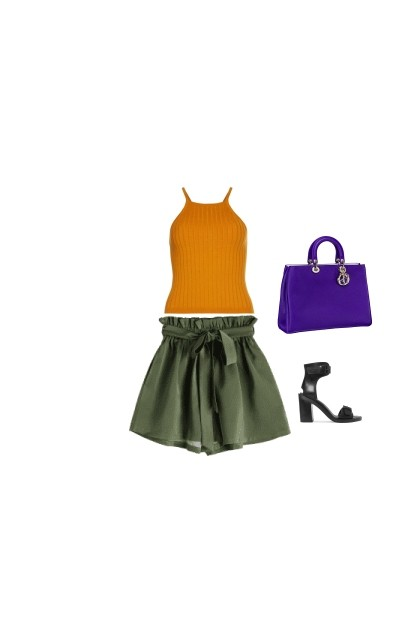 одна насищеность- Fashion set