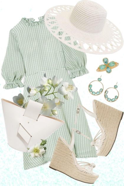 Tendre Jasmin- Fashion set
