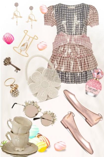 Sweet Daisy Dreams- Fashion set