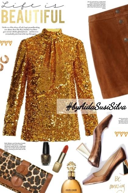A look to shine!- Fashion set