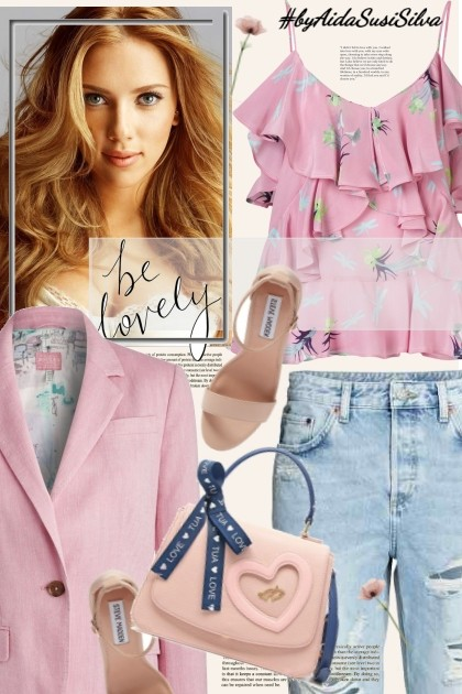 Be lovely!- Fashion set