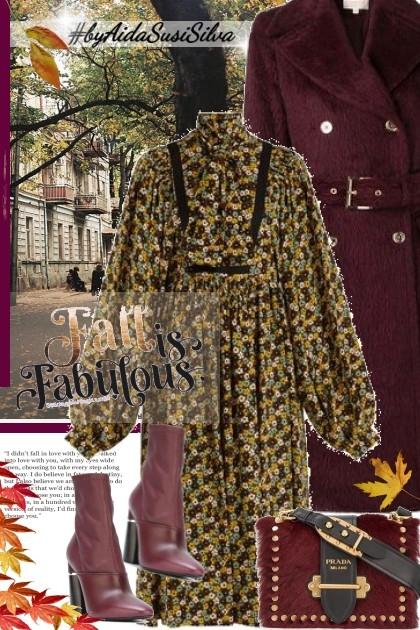 Fall Fabulous- Modna kombinacija