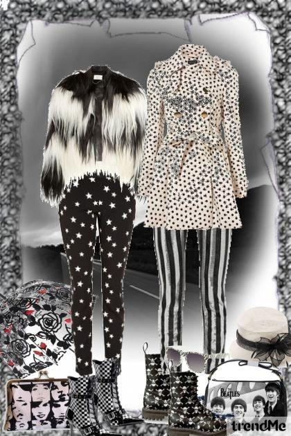 Mix it!! Why not?! ;)- Fashion set