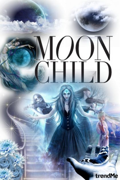 Moon child- Fashion set