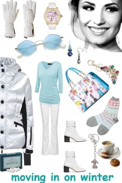 MOVING IN ON WINTER- Combinaciónde moda