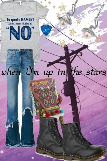 EVERYBODY IS A STAR- Fashion set