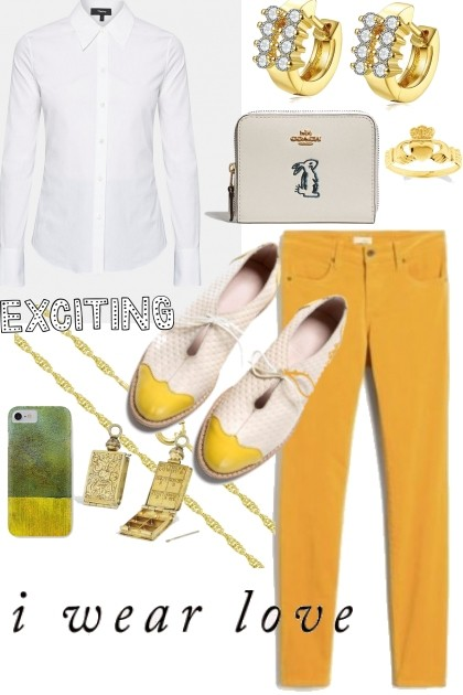 AUTUMN IS EXCITING- Fashion set