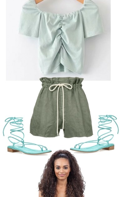 TREND ME TOP- Fashion set