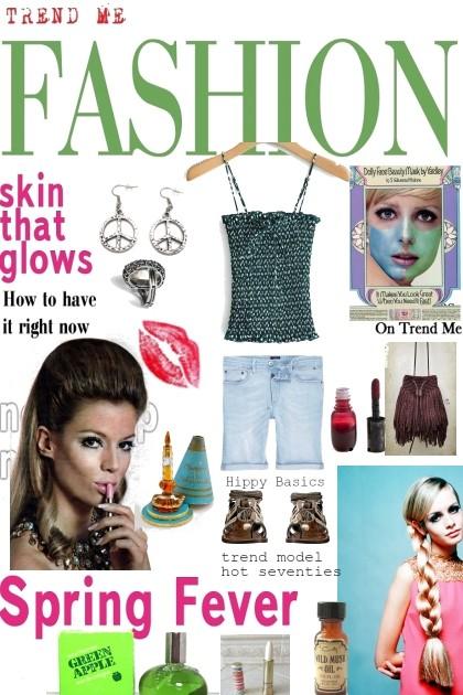 THE MOD-RETRO ISSUE- combinação de moda
