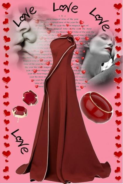 Valentine's Day 1- Fashion set