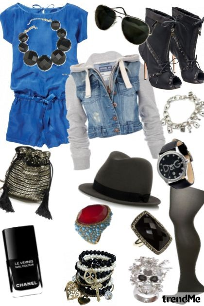 Street Style- Urban Chic- Fashion set
