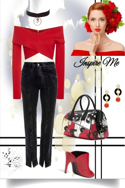 inspire me- Fashion set