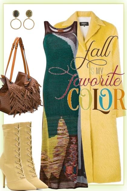 Wonderful colors- Fashion set