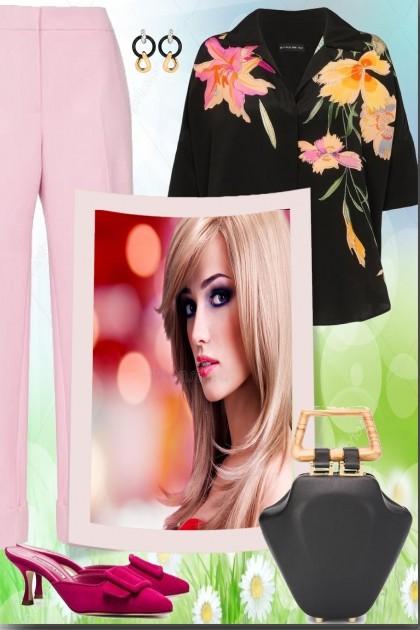 Micro  tote - Fashion set