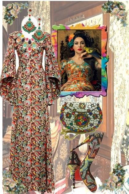 monika- Fashion set