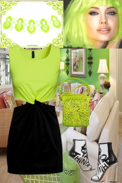 neon- Fashion set