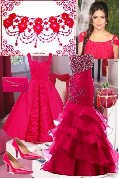фуксия- Fashion set