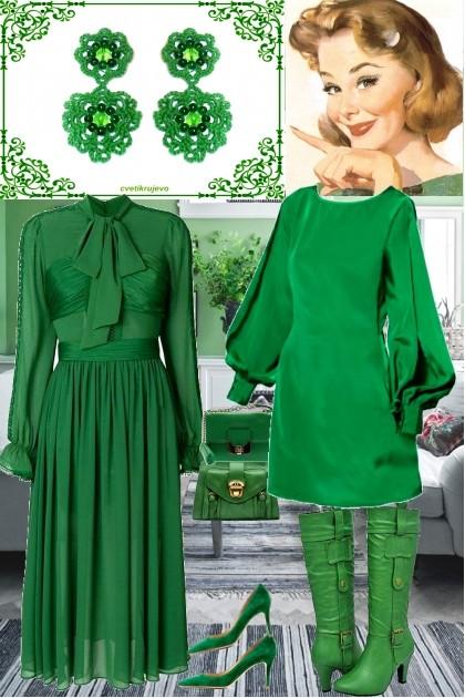 листва- Fashion set
