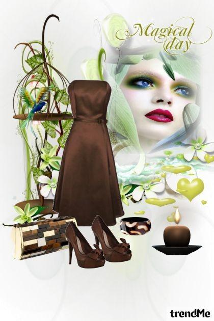 Magical day...- Fashion set