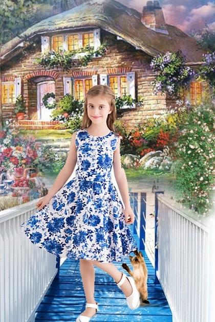 Little fairy- Fashion set