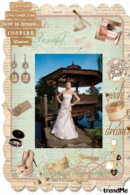 Wedding Theme <3- Fashion set