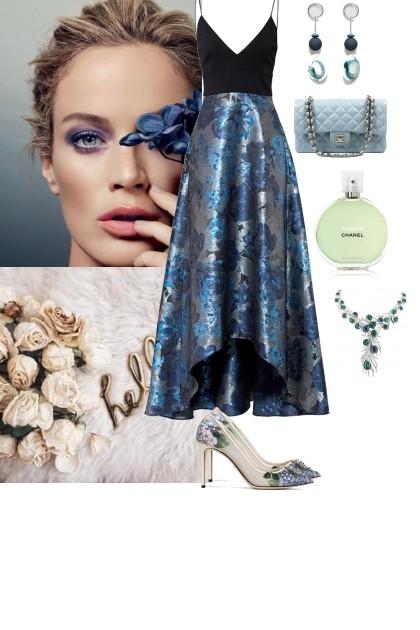 Glamour chic- Fashion set