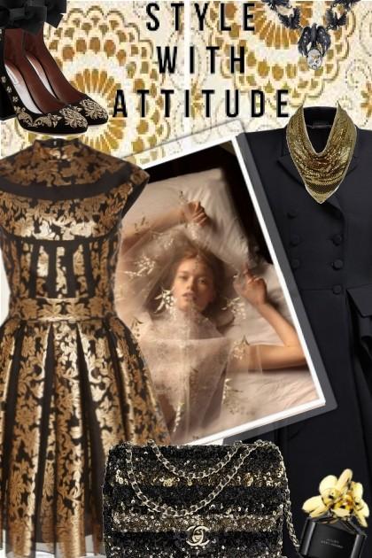 Style with attitude- Fashion set