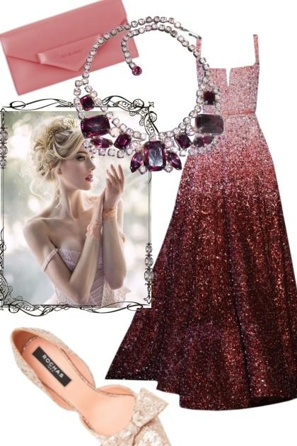 Pink sparks- Fashion set