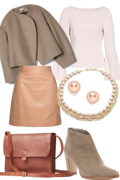 Pink marshmallow- Fashion set