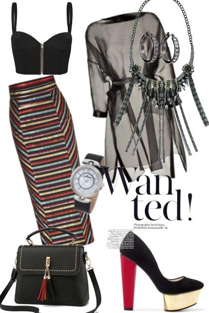My desire- Fashion set