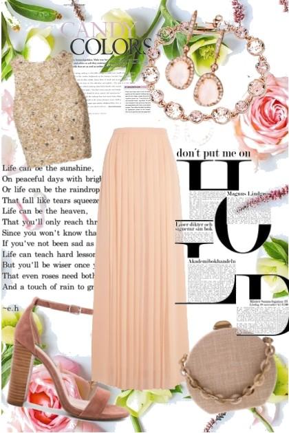 Oh, that pink again.- Fashion set