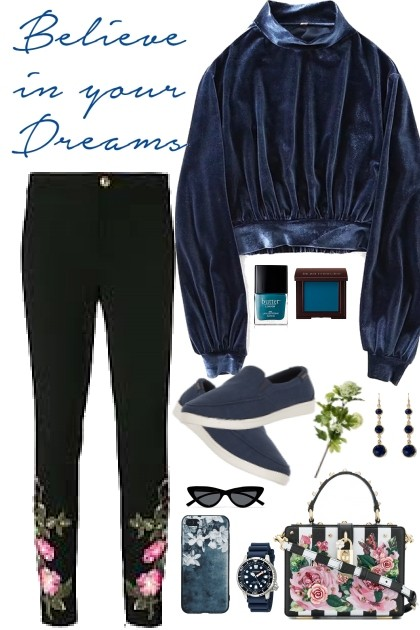 * Dreams *- Fashion set