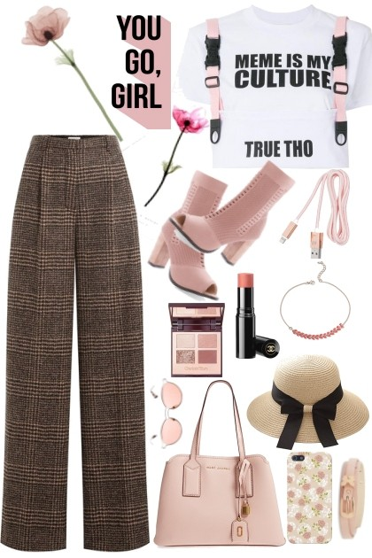 *~YOU GO, GIRL~*- Fashion set