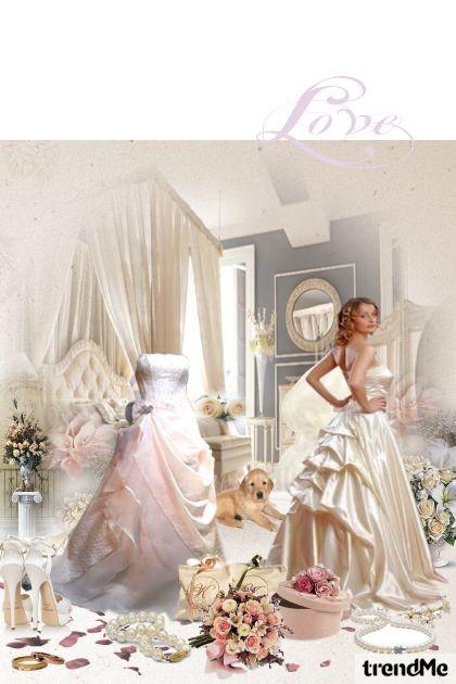 Wedding day- Fashion set