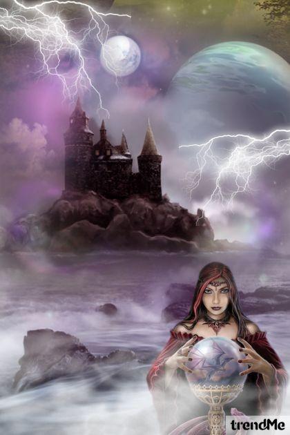 The Isle of the Devil Moon- Modna kombinacija