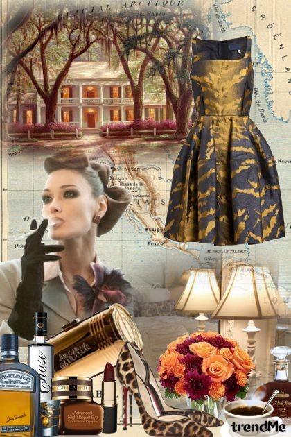 Elegance and Style- Modna kombinacija