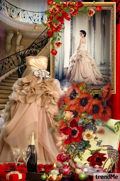 Holidays at the Mansion I- Fashion set