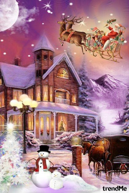 Merry Christmas 2013- Fashion set