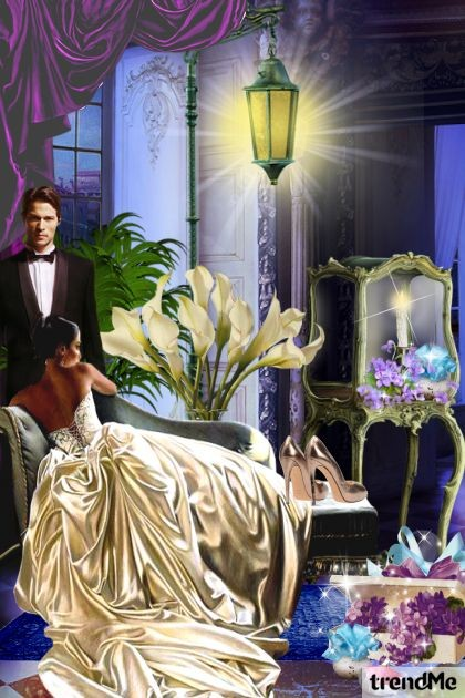 Spring Wedding- Fashion set