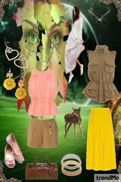 Love & Nature- Fashion set