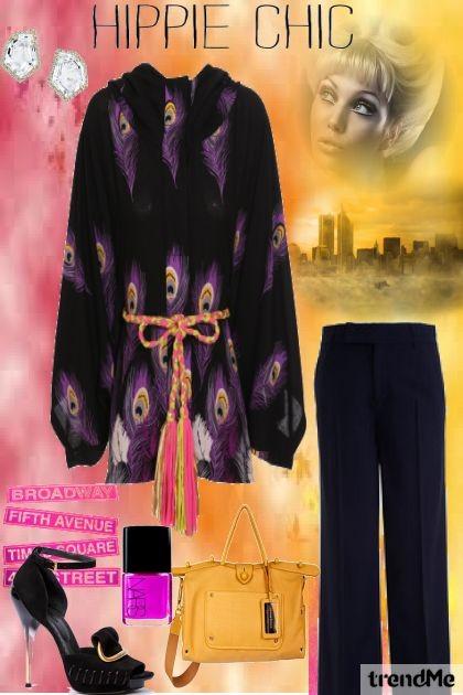 Urban Kimono- Fashion set