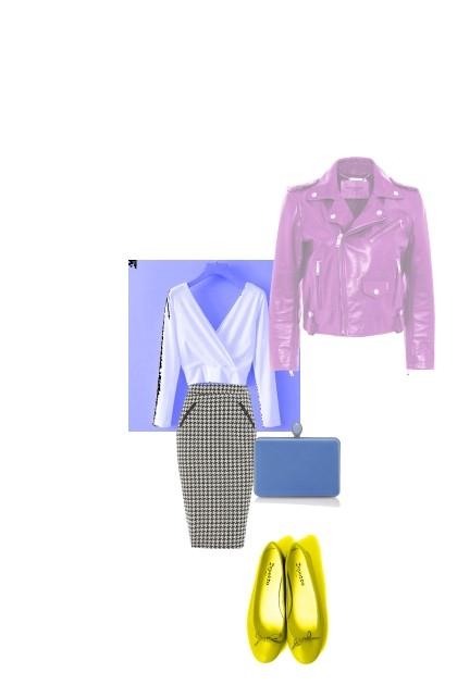 cut and mix- Fashion set