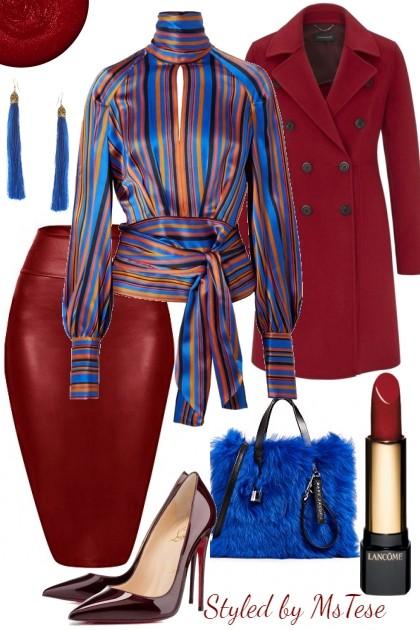 Sophisticated Lady- Модное сочетание