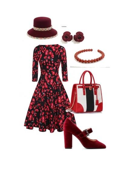 красная пятница- Fashion set