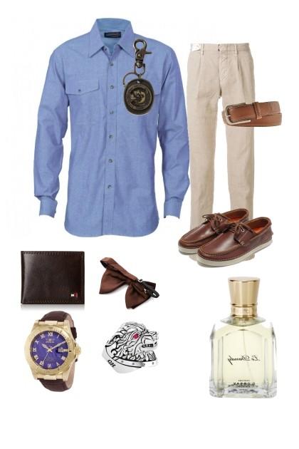 Classic Male- Fashion set