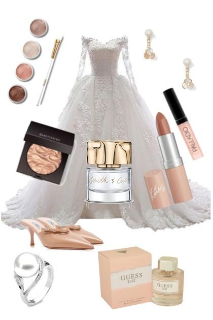 Bridal Look- Fashion set
