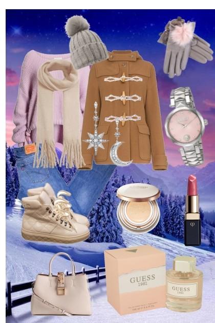 Winter Drip- Fashion set